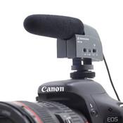 Sennheiser MKE400 Shotgun Microphone - Black