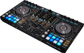 Pioneer DDJ-RX 4-Channel Rekordbox DJ Controller with Performance Pads