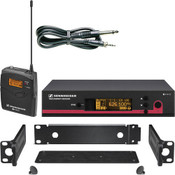 Sennheiser EW172G3CC-A Wireless Instrument System with Rack Mount Kit