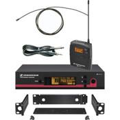 Sennheiser EW172G3MKE2CC-B Wireless Instrument & Lavalier System