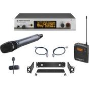 Sennheiser EW322/365G3-B Wireless Combo System