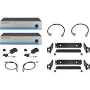 Sennheiser G3FRONTKIT8 Active Splitter Kit for 8 Receiver System