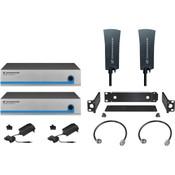 Sennheiser G3OMNIKIT8 Active Splitter Kit for 8 Receiver System