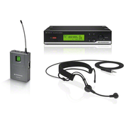 Sennheiser XSW 52-A XS Wireless Headset System - SK 20, ME 3 and EM 10 Receiver