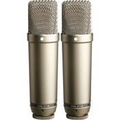 Rode NT1-A Stereo Vocal Condenser Microphones Cardioid - Pack of 2