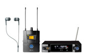 AKG IVM4500 IEM Set In Ear Monitoring System (Band 8, 50mW)