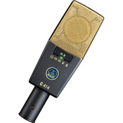 AKG C414XLII Stereo Matched Pair of Condenser Microphones