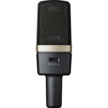 AKG C314 Multi-Pattern Condenser Microphone (Matched Pair)