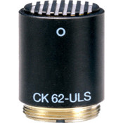 AKG CK62-ULS Omnidirectional Condenser Microphone Capsule