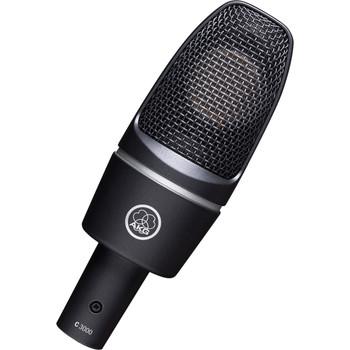 AKG C3000 Large-Diaphragm Cardioid Condenser Microphone