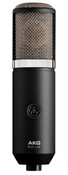 AKG Professional P820 Multi-Pattern Tube Microphone with Remote Control Unit