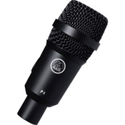 AKG Perception P4 Dynamic Instrument Microphone