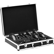 AKG DRUMSET SESSION 1 High-Performance Drum Microphone Set
