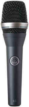 AKG C5 Professional Condenser Mic for Lead & Backing Vocals on Stage