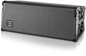 DAS Audio Event-208A Active 3-way Tri-Amped Dual 8-inch Line-array Cabinet