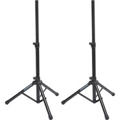 Samson SASP50P Speaker Stand with Locking Latch (pair) in Carry Bag