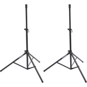 Samson SALS50P Ligthweight Speaker Stands with Locking Latch (pair)