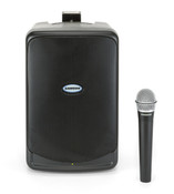 Samson XP40IW Compact 40 Watt Portable PA Speaker System
