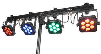 Chauvet DJ 4BARTRIUSB Projection Lighting Effect
