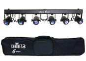 Chauvet DJ 6SPOT LED Color-Changer Lighting System