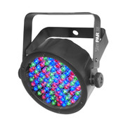 Chauvet DJ SLIMPAR38 - LED PAR Can Lighting Effect w/ 25' DMX Cable & Cable Ties