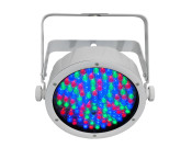 Chauvet DJ SLIMPAR56WHT Housing 10mm RGB LED Wash - White