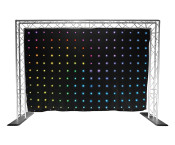 Chauvet DJ MOTIONDRAPELED Mobile Backdrop