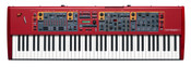 Nord Stage 2 EX HP76 Lightweight Hammer-Action Portable Keyboard