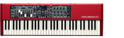 Nord 61 Note Electro 5D 61 key Semi-Weighted Action Keybed