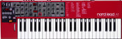 Nord Lead A1 Analog Modeling Synthesizer with Streamlined Interface