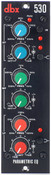 DBX 530 Parametric EQ - 500 Series