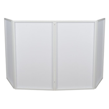ADJ 4 Panel Event Facade - White
