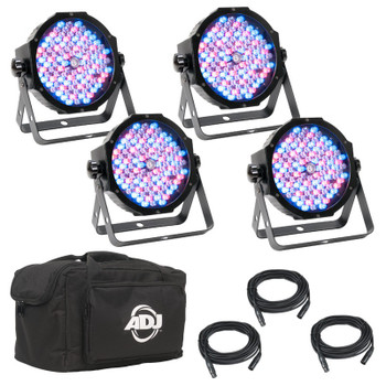 ADJ Mega Flat Pak Led Light Pack