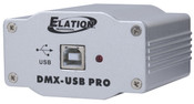 Elation DMX600 Dmx-Usb Pro Usb To Dmx Trigger Interface
