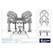 Elation CAP263 Professional Capture Polar Basic Lighting Design Software