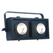 Elation CUE265 Professional Cuepix Blinder Ww2 - 2X 100-Watt Cob LED Light