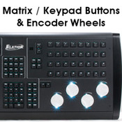 Elation MID557 Midi/USB Controller Interface