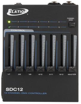 Elation SDC12 Basic Dmx Controller