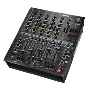 Reloop RMX-40 DSP BlackFire 4+1 Channel Professional DSP Club Mixer