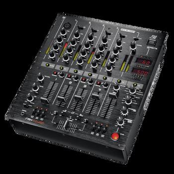 Reloop RMX-40 DSP BlackFire 4+1 Channel Professional DSP Club Mixer