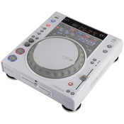 Reloop RMP-3-Alpha-Ltd. Table Top Cross Media Player - White
