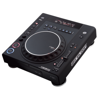 Reloop RMP-1 Scratch-MK2 Table Top Scratch CD Player - Black