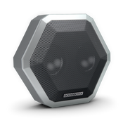 Boombotix Pro Waterproof Bluetooth Speaker (Battleship Gray)