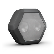 Boombotix REX Bluetooth Speaker- Gunmetal Gray