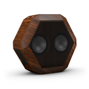 Boombotix REX Bluetooth Speaker- Woodgrain