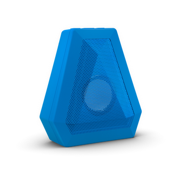 Boombot MINI Compact Bluetooth Speaker- Pacific Blue