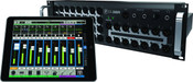 Mackie 32-channel Wireless Digital Live Sound Mixer w/ iPad Control