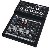 Mackie 5-channel Compact Mixer