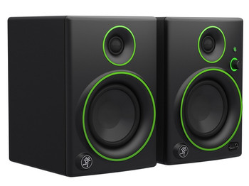 Mackie CR4BT (Pair) 4-inch Multimedia Monitor with Bluetooth (Pair)
