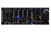 Allen & Heath XONE2:S2-FADER Professional DJ Mixer with All Faders